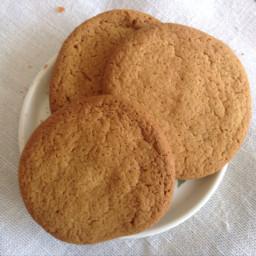 Mum's Gingernuts