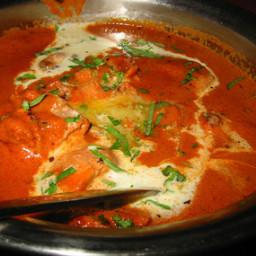 Murgh Makhani - Butter Chicken