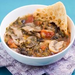 Mushroom Soup From Herzegovina Recipe (Supa od Gljiva)