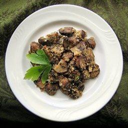 Mushrooms Provencal