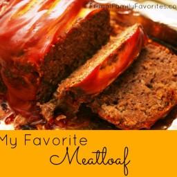 My Favorite Meatloaf