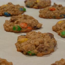 My Favorite Monster Cookies