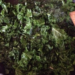 My Favorite Sauteed Kale