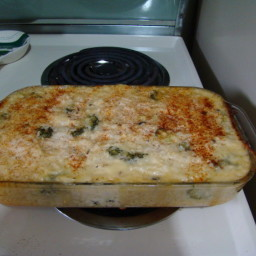 My Mom's Chicken Broccoli Rice Casserole