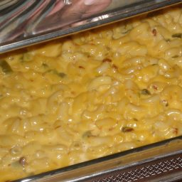 My Mom's Five-cheese Macaroni & Cheese