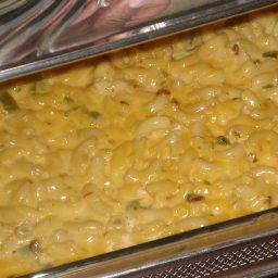 My Mom's Five-cheese Macaroni & Cheese