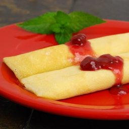 myhop Cheese Blintzes