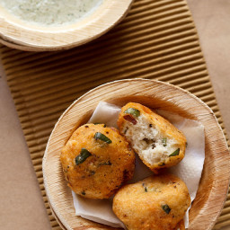 mysore bonda - makes 12-15 bondas