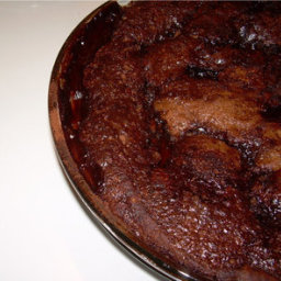 Mystery Mocha Cake