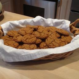 New England Lumberjack Cookies