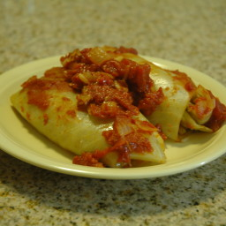 New-Fashioned Cabbage Rolls
