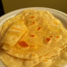 New Improved Easy Flour Tortilla Recipe
