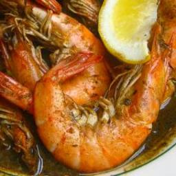 New Orleans Barbecued Shrimp