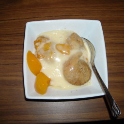 New Orleans Bread Pudding & Rum Sauce