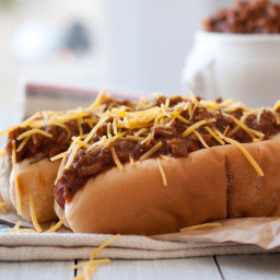 New York Hot-Dog Chili