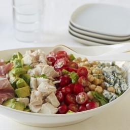 No-Cook Cobb Salad