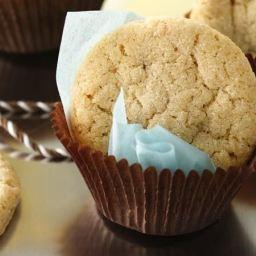 No-Roll Sugar Cookies (White Whole Wheat Flour)