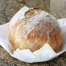 No Hands! No-Knead Bread