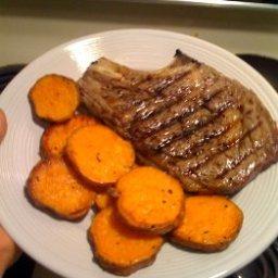 NOLA Sweet Potatoes