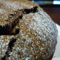 Not Another Mississippi Mud Cake