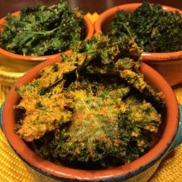 Not-yo Cheez Kale Chips