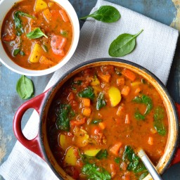 Nourishing Winter Vegetable Curry