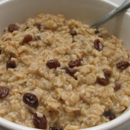 Nutty Morning Oatmeal