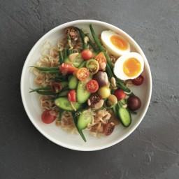 Nutty Ramen Gado-Gado Salad