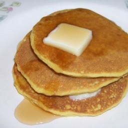 Oat Fiber Buttermilk Pancakes