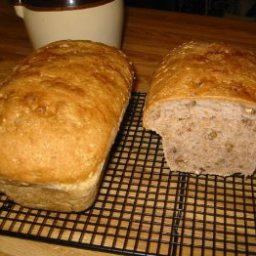 Oat Nut Bread