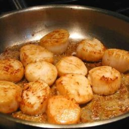 Oceanside Scallops