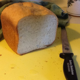 Old Fashion White Bread for the Bread Machine