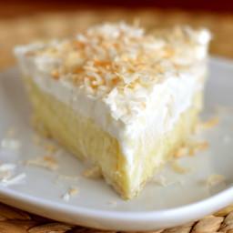 Old-Fashioned Coconut Cream Pie