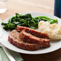 Old-Fashioned Meat Loaf- A.K.A 'Basic' Meat Loaf