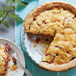 Old-fashioned Tomato Pie