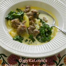 Olive Garden Zuppa Toscana Slow Cooker Recipe