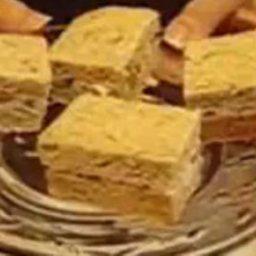 Olive-pecan Reception Finger Sandwich