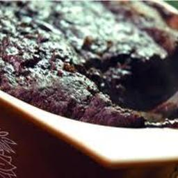 Oma's Chocolate Pudding Cake