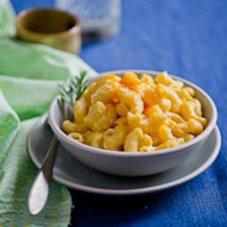 One Pot, Stove Top Macaroni & Cheese Recipe