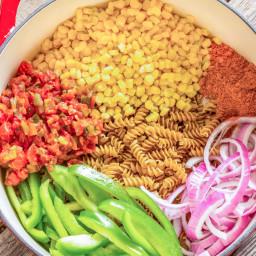 One Pot Wonder Southwest Pasta Recipe