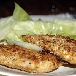 Onion-Crunch Chicken Thighs