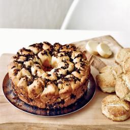 Onion-Mustard Monkey Bread
