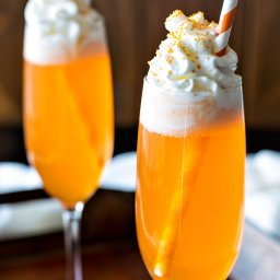 Orange Creamsicle Cocktail