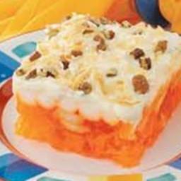Orange Delight Jello