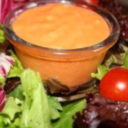 Orange Sweet Russian Dressing -  McClure's