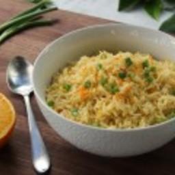 Orange-Flavored Rice