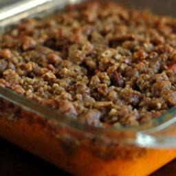 Orange Praline Yams