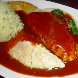 Orange Roughy Veracruz