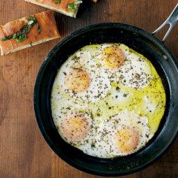 Oregano Eggs (Uova all'Origano)