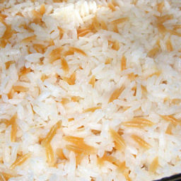 Our Turkish Rice Recipe